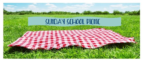 HFBC Annual Sunday School Picnic